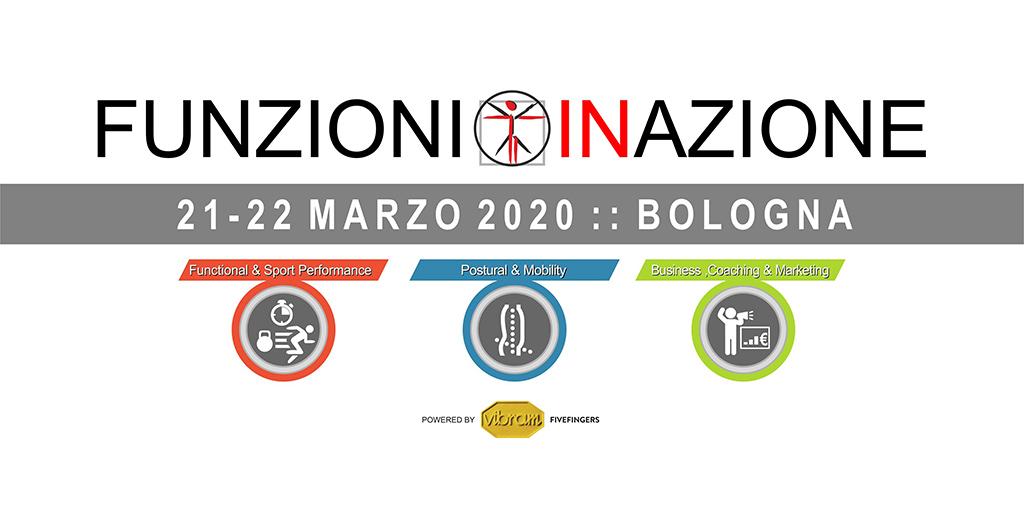 FUNZIONI IN AZIONE – 21 e 22 Marzo 2020 a Bologna