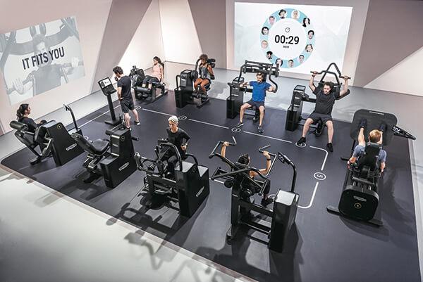 Il futuro del centro fitness è digitale: la personalizzazione dell'allenamento attraverso BIOCIRCUIT