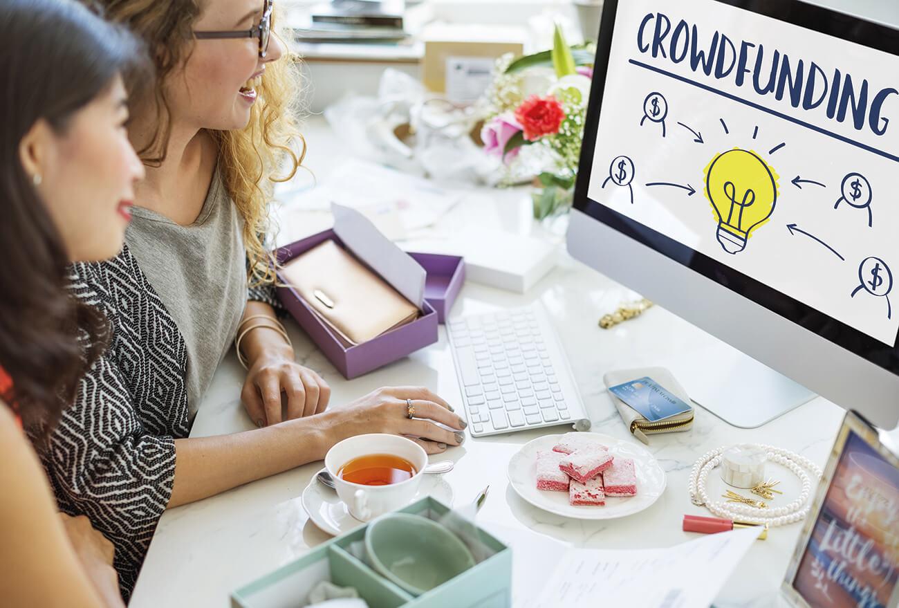 Crowdfunding un'opportunità per finanziare nuovi progetti