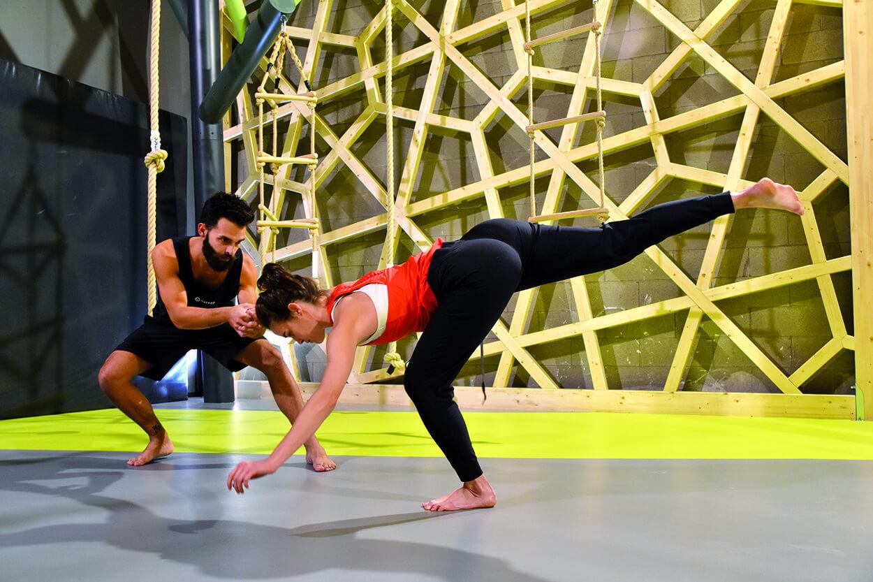 Una nuova idea di fitness