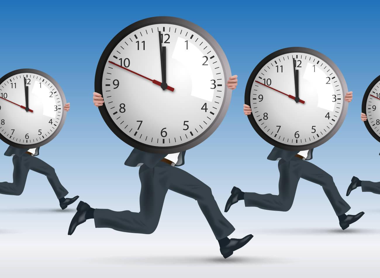 Le fasce orarie più a rischio in palestra