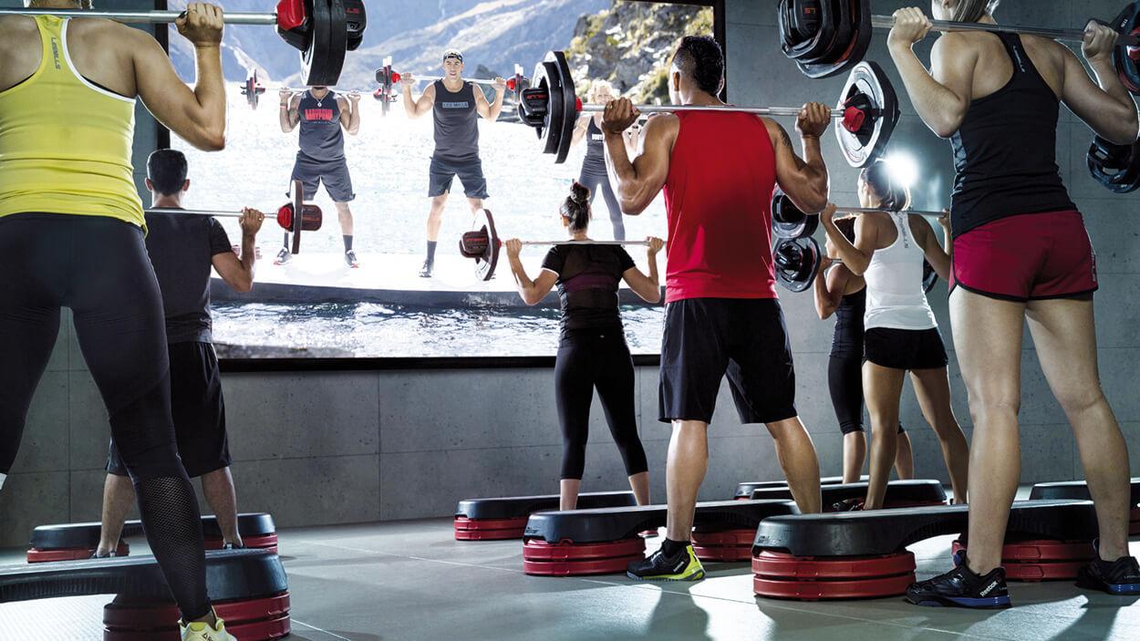 Les Mills presenta l'offerta digitale per i centri fitness