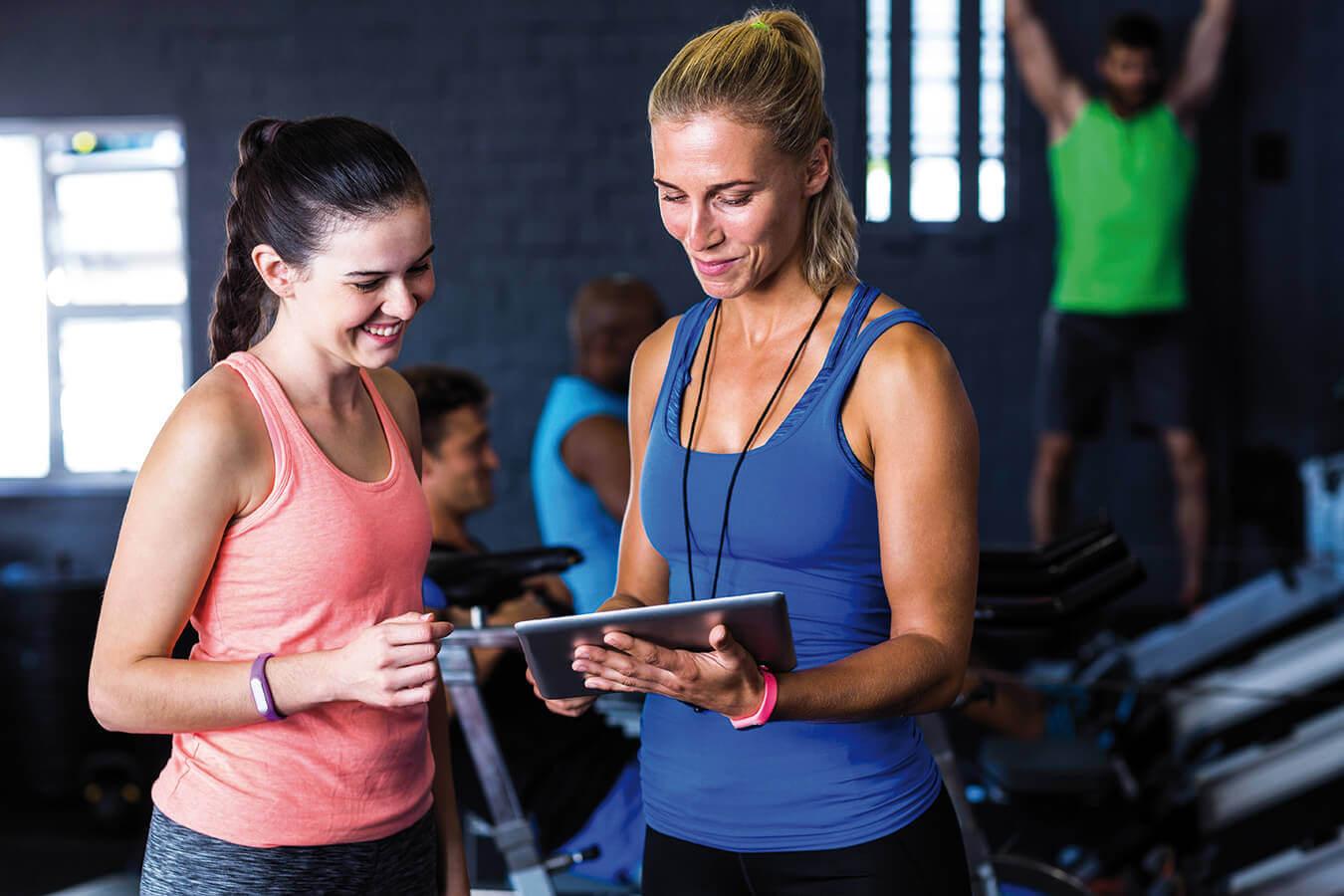 È il tempo di digitalizzare il mondo del fitness