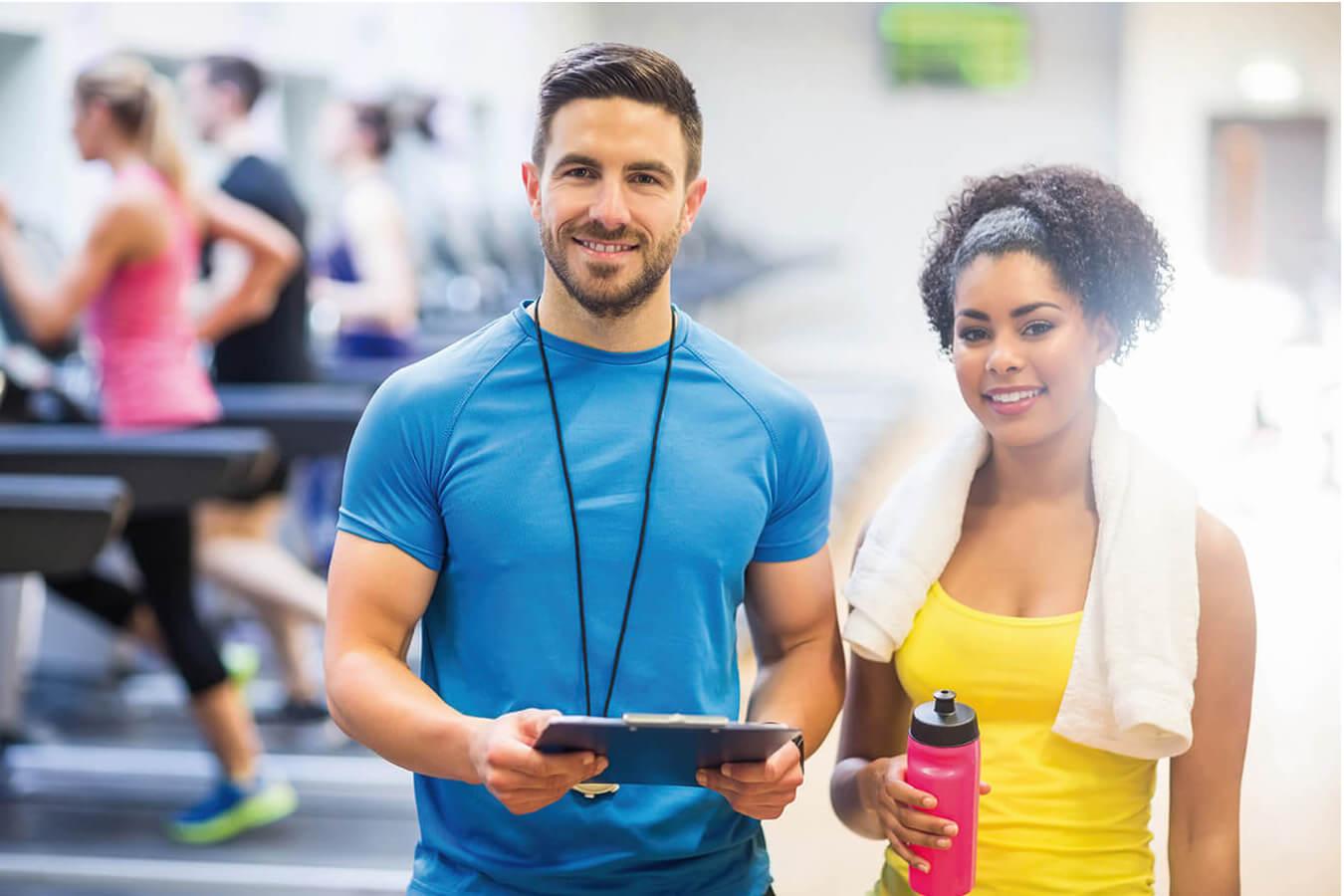 Vincere la sfida del cambiamento per il vostro centro fitness