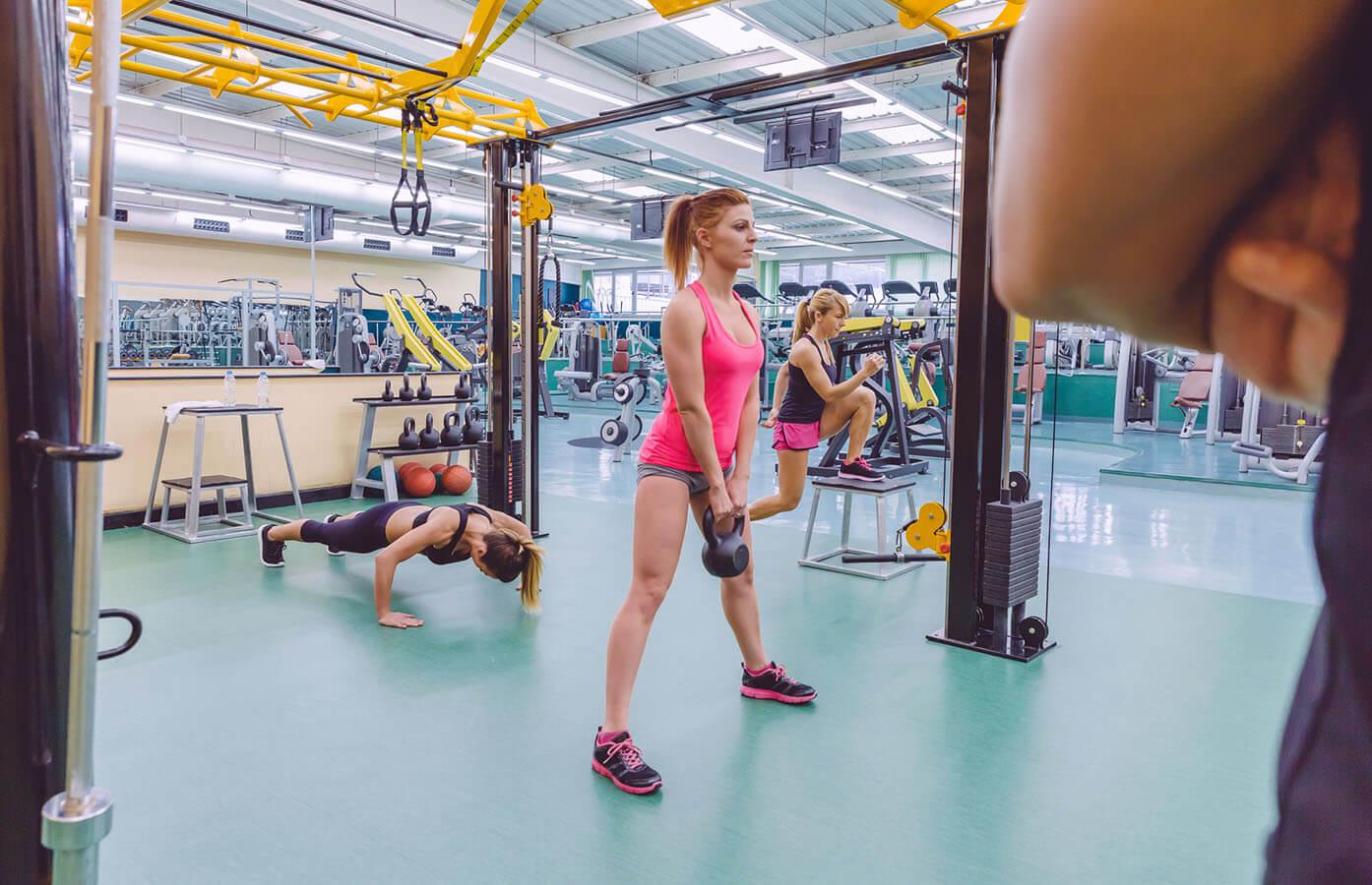 Confederazioni, Comitati e Associazioni del fitness