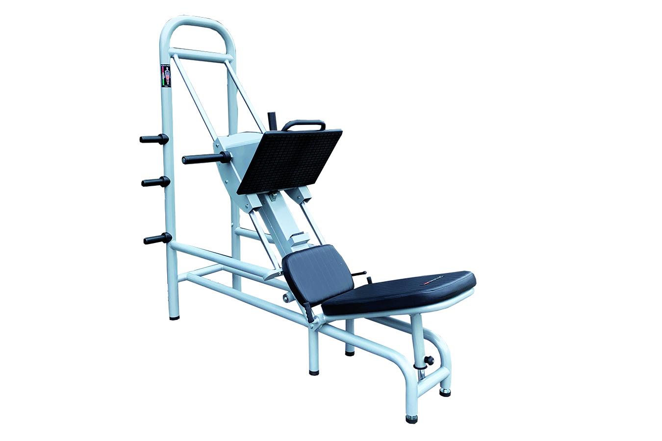45° Leg Press Machine Crossbowline