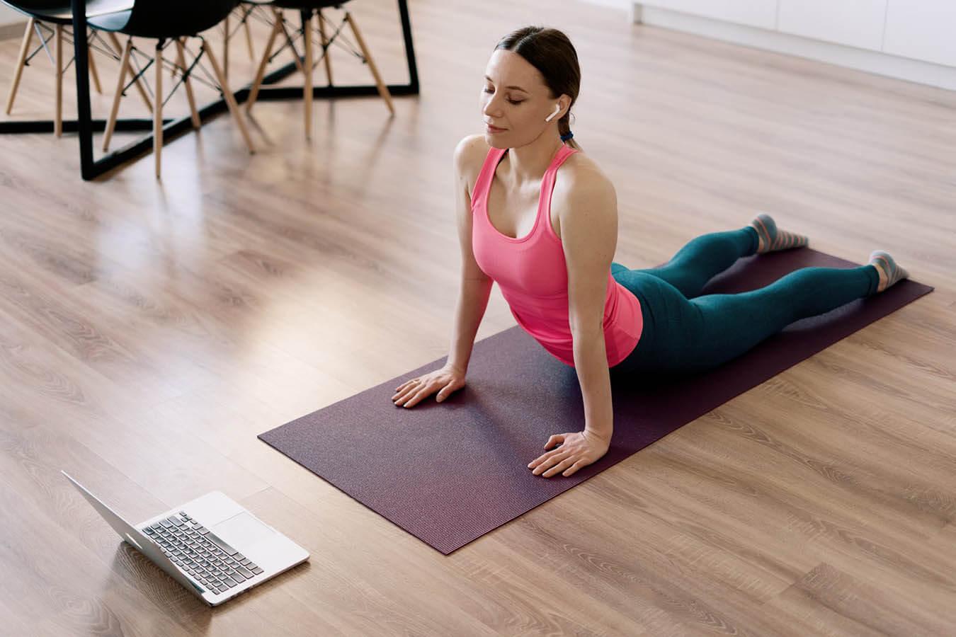 Fitness streaming: l'unica piattaforma chiavi in mano per le lezioni online