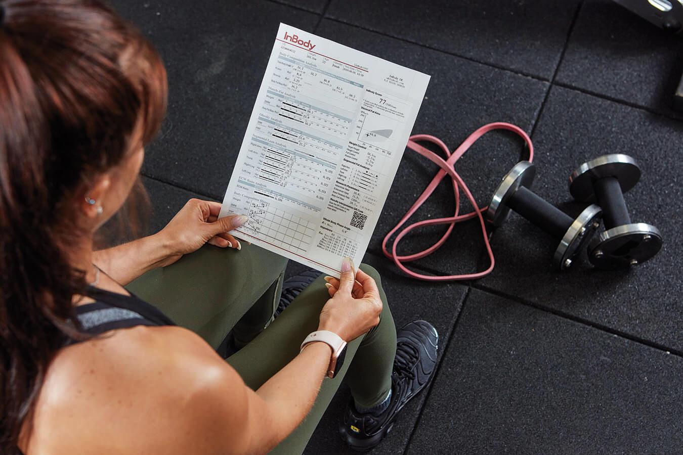 InBody l'impedenziometro evoluto per il tuo centro fitness
