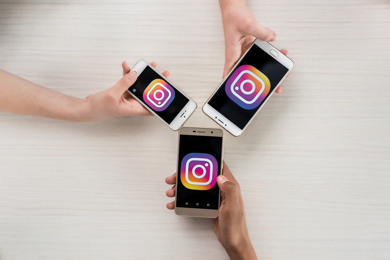Instagram al servizio del centro fitness