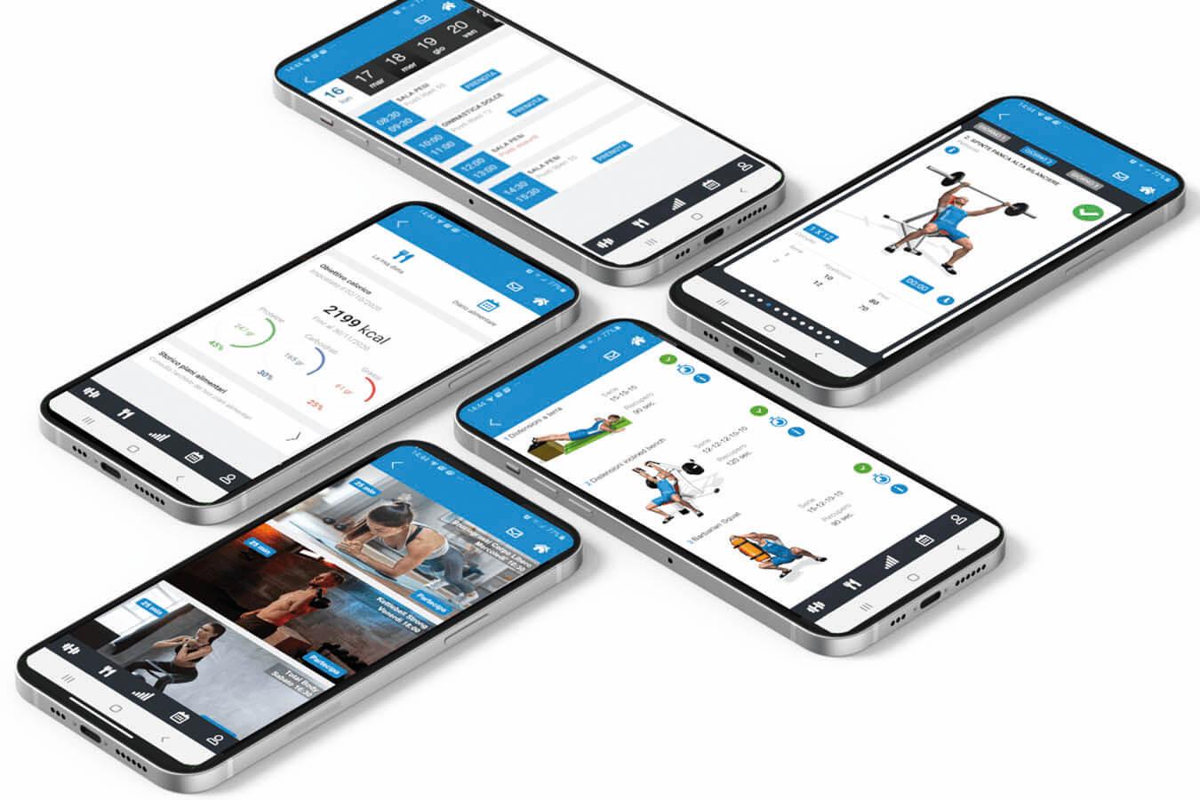 La rivoluzione digitale nel fitness Evolutionfit, lo strumento dalla parte dei trainer