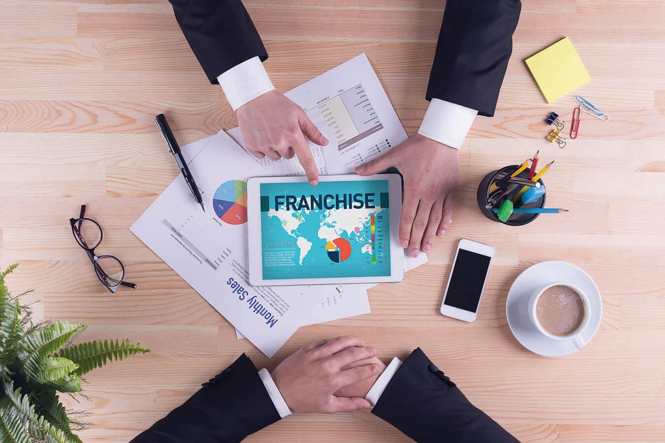 Palestra in Franchising vantaggi e svantaggi