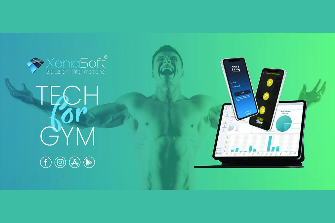 Xeniasoft tecnologie innovative per il fitness made in Italy