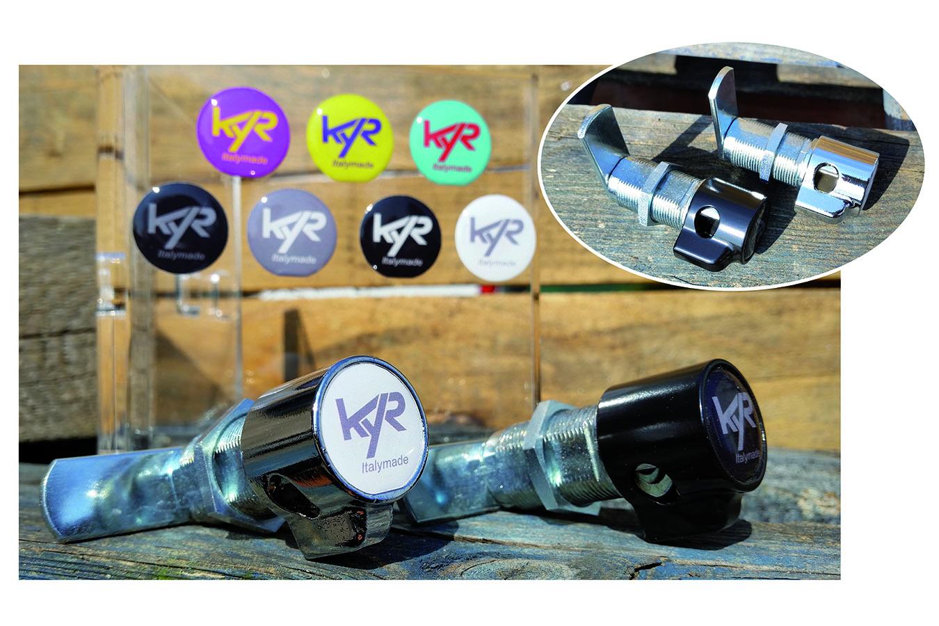 KYR 22 serratura lucchettabile